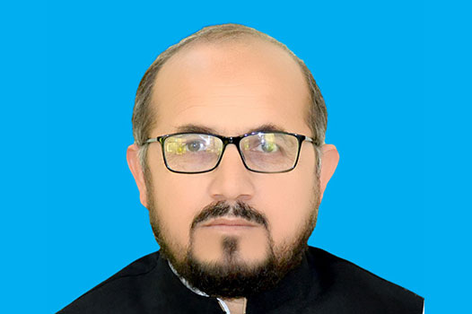 Picture of Shaukat Ali